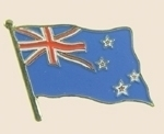 12 Pins - NEW ZEALAND , flag lapel badge pin sp241