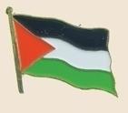 12 Pins - PALESTINE , flag lapel badge pin sp245
