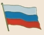 12 Pins - RUSSIA new russian flag lapel badge pin sp254