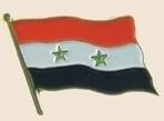 12 Pins - SYRIA , flag hat tac lapel badge pin sp266