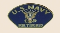 12 Pins - U.S. NAVY RETIRED united states us pin sp284