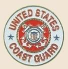 12 Pins - UNITED STATES COAST GUARD , us uscg pin sp093