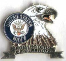 12 Pins - Us Navy Protectors Freedom Eagle Pin sp442 - $18.00