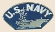 12 Pins - US NAVY w/ SHIP , lapel pin sp138