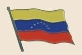 12 Pins - VENEZUELA , flag hat lapel badge pin sp277