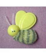 Plastic BEE Pin 1973 Avon - $6.00