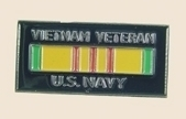 12 Pins - VIETNAM VETERAN U.S. NAVY , war vet pin sp424