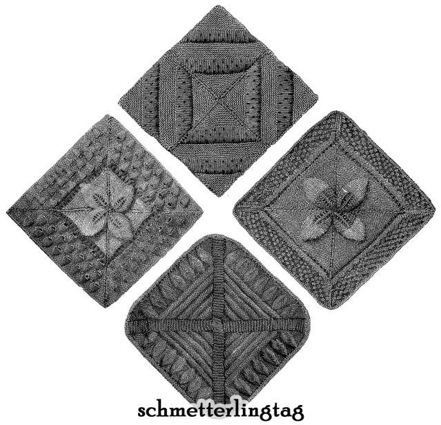 Victorian Knitting Pattern Book Quilts Socks Gaiters Skirt Dress Hood Vests 2