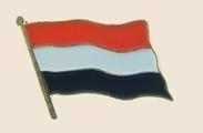 12 Pins - YEMEN , flag hat tac lapel badge pin sp279