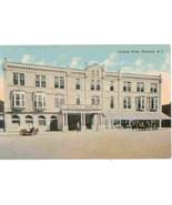 The Central Hotel Florence South Carolina vintage Post Card  - $5.00