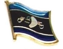 SWAZILAND - Wholesale lot 12 flag hat lapel pins ef224