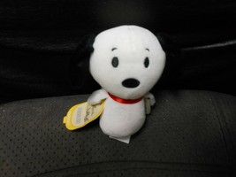 "Hallmark Itty Bitty's ""Snoopy - Peanuts"" 2014 NEW TAG HAS CREASES - $8.66"