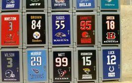 2017 NFL FOOTBALL TEENYMATES LOCKERS!!! - PICK YOUR FOOTBALL TEAM LOCKER!!! image 3