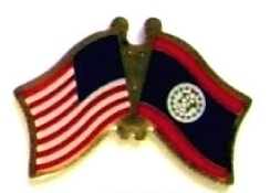 USA BELIZE - 12 WORLD FLAG FRIENDSHIP LAPEL PINS ec028
