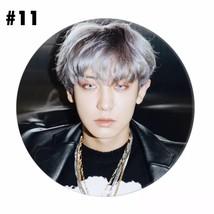 EXO Kpop Chanyeol Baekhyun Badge Brooch Pin Lapel Backpack Jewellery Accessories image 12