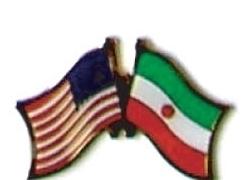 USA / IRAN - 12 WORLD FLAG FRIENDSHIP PINS ec110
