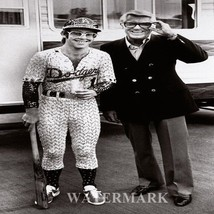 1975 Elton John With Cary Grant Dodger Stadium Black & White  8 X 10 Pho... - $5.99