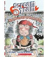 Scream Team #1: The Werewolf at Home Plate [Paperback] - $2.49