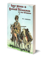 Lost Mines and Buried Treasures of Old Wyoming ~ Lost Mines & Buried Tre... - $14.95