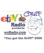 "eBay Live Pin eBay-ana ""You Got The Griff"" Button 2006  Las Vegas ""Givaw... - $2.99"