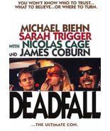 Deadfall (DVD, 2006) - $5.75
