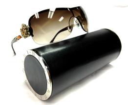 NEW Authentic BVLGARI Limited Mediterranean Brown 6059B 6059 Sunglasses 278 13 - $450.00