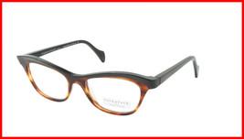 Face A Face Eyeglasses Frame GILDA 1 Col. 167 Acetate Brown Horn Black - $316.62