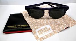New BARTON PERREIRA Chloe Sevigny for Opening Ceremony Kevin Purple Sunglasses - $435.00