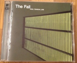 The Fall High Tension Line (2CD) 2002 UK Import - $8.99