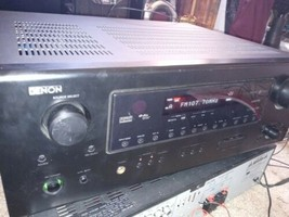 Denon AVR-488 5.1 Channel Home Theater Receiver Amplifier -  Dolby Digit... - $128.70