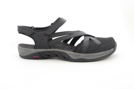 Abeo Equinox Water Sandals Black  Size 10 Neutral Footbed  ()5842 - $110.00