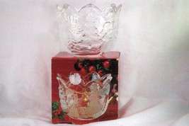 Mikasa Christmas Story Candle Holder  In Box - $5.54