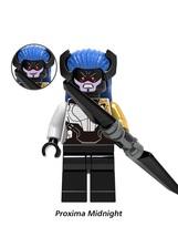 1pcs Proxima Midnight in infinity war Marvel Comics movie Mini figure Lego Toys - $1.99