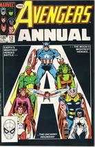 The Avengers Annual Comic Book #12 Marvel Comics 1983 VERY FINE- - $3.25