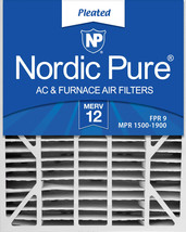 20x25x6 Aprilaire Space-Gard 2200 Replacement Part 201 MERV 12 Air Filter 1 Pack - $32.49