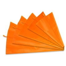 14-Inch Silicone Pastry Bag (5 packs)
