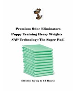 80ct 30x36 Maximum Absorbency Puppy Pads-up to 12hrs Protection-Multi Do... - $44.95
