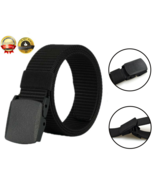 Casual Military Grade Polymer Buckle Nylon Belt New 2017 Mutil Color for... - $7.24+