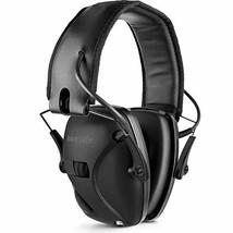 awesafe Electronic Shooting Earmuff, Shooting Ear Protection Noise Reduction Sou