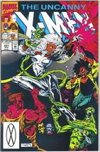 The Uncanny X-Men Comic Book #291 Marvel Comics 1992 VERY FINE+ NEW UNREAD - $3.25