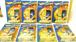 Hot Wheels Blade Flame + Speed Series 2000 Mattel Complete Set 8 of 8 Se... - $37.39