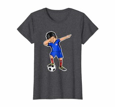 New Shirts - Dabbing Soccer Boy France Jersey T Shirt French Football Fa... - $19.95+