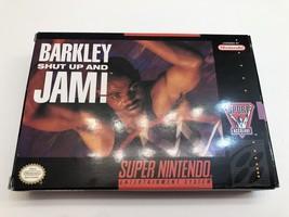 Super Nintendo Barkley: Shut Up and Jam  (Nintendo SNES, 1994) - $9.50