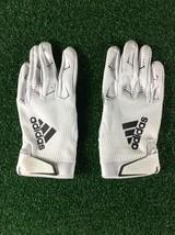 Team Issued Baltimore Ravens Adidas adiZero 8.0 4xl Football Gloves - $19.99