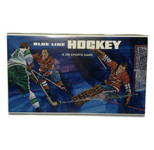 Vintage 1969 Blue Line Hockey Board Game A 3M Sports Game Complete - $29.99