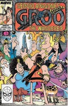 Groo The Wanderer Comic Book #47 Marvel Comics 1989 Near Mint New Unread - $2.99