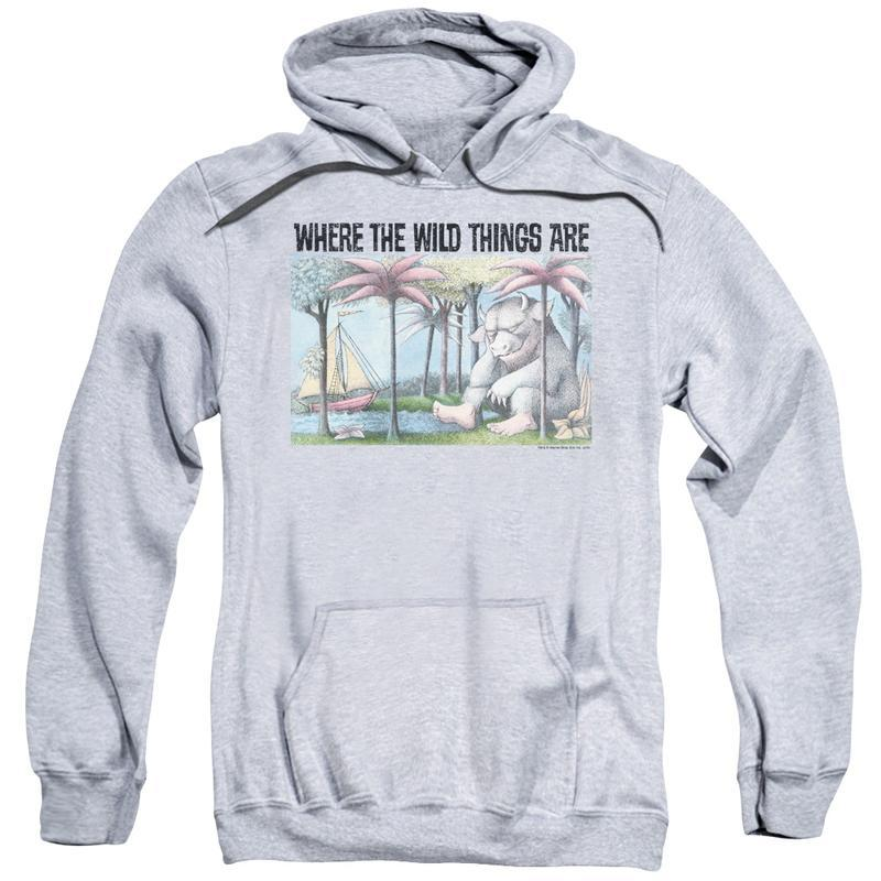 70 s and 80 s  childrens picture book max king of the wild things for sale online graphic hoodie