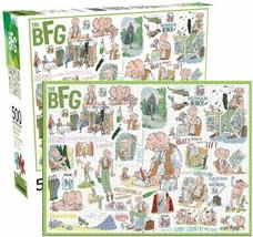 The BFG by Roald Dahl 500 Piece Puzzle by Aquarius - $28.70
