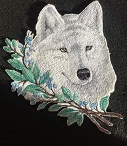 Nature Weaved in Threads, Amazing Animal Kingdom [Wolf in Winter Branches] [Cust - $20.79