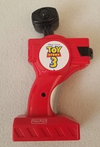 Mattel 2006 TOY STORY 3 Geo Trax Remote Control Replacement Red Pixar Train - $18.33